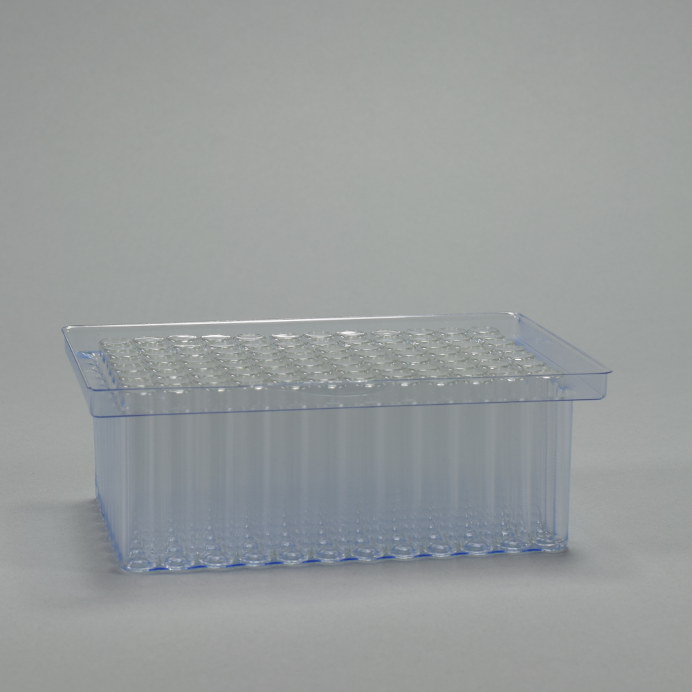 96 Well Plates With Glass Inserts Designed For High Throughput