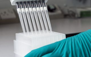 Biological Sample Preparation using the Protein Precipitation Plate P3