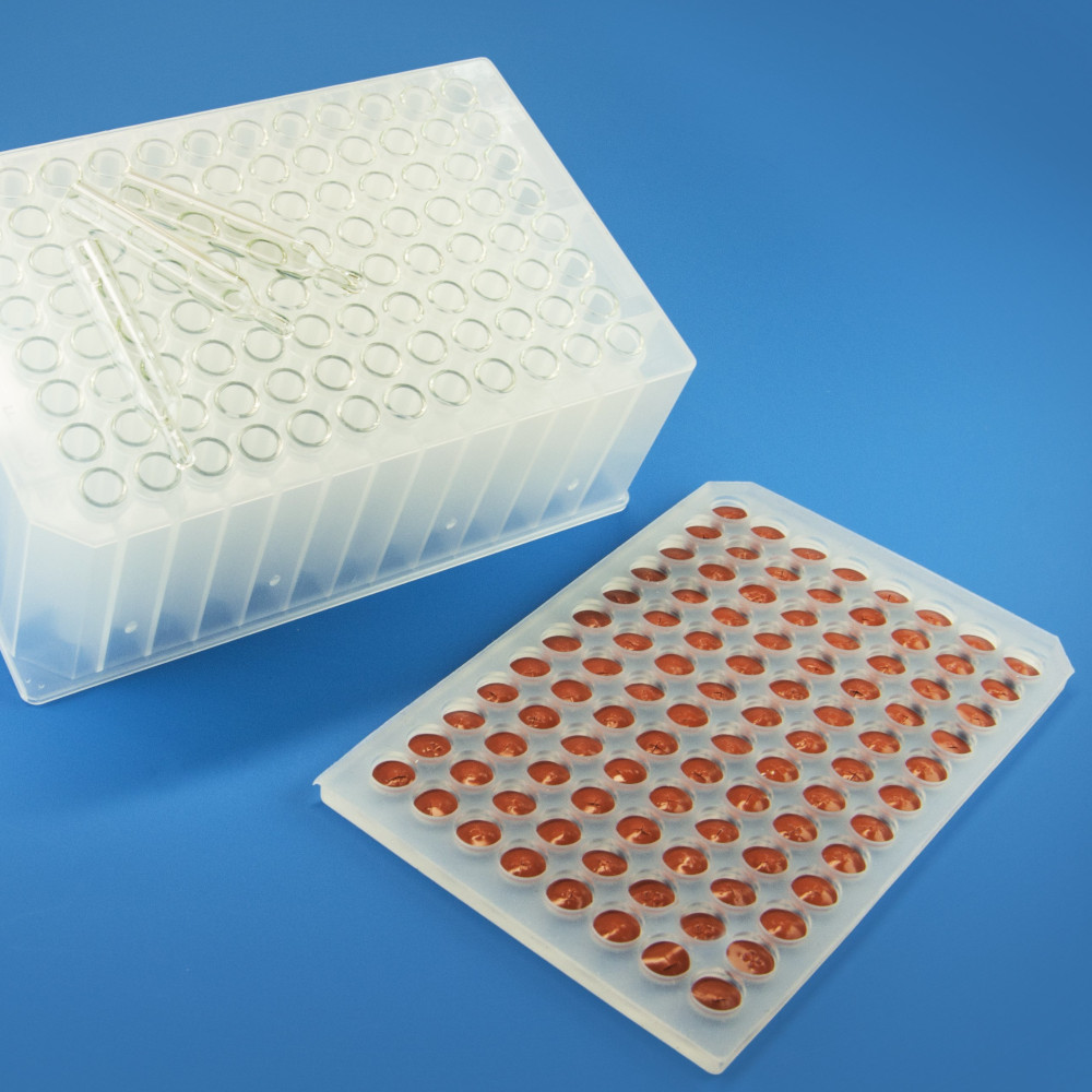 Extractables-free Deep-well Plate for uHPLC and MS Applications