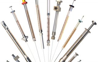 High Precision Syringes