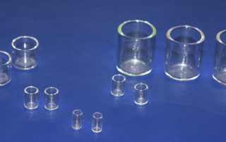 New: Rimless Weighing Vials