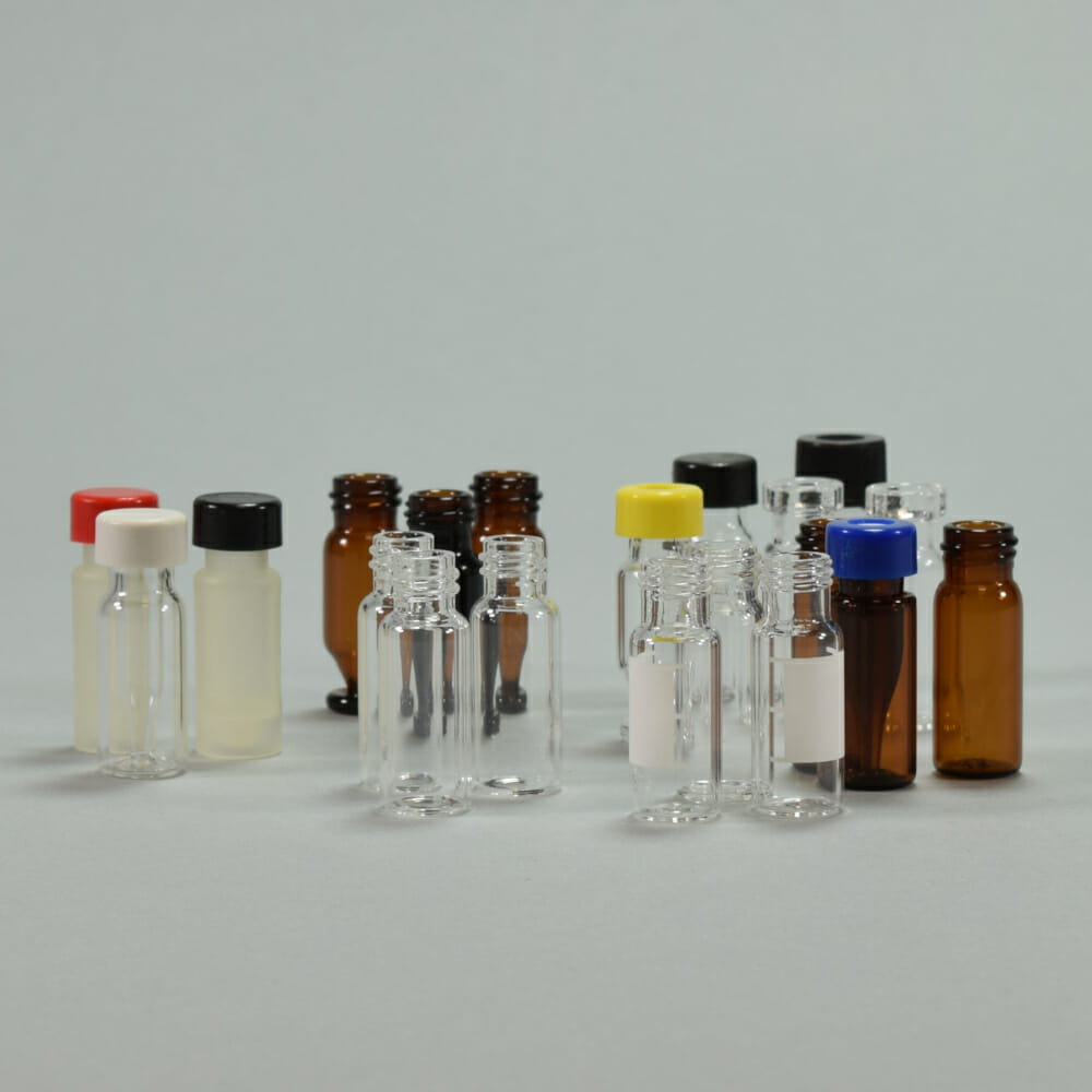 illustration Autosampler Vials