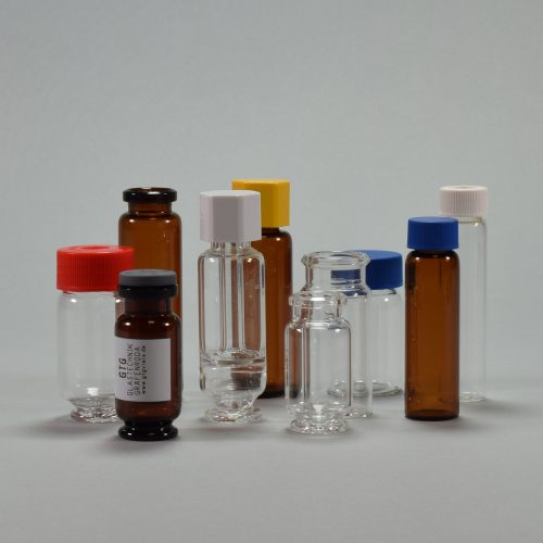 illustration Storage Vials