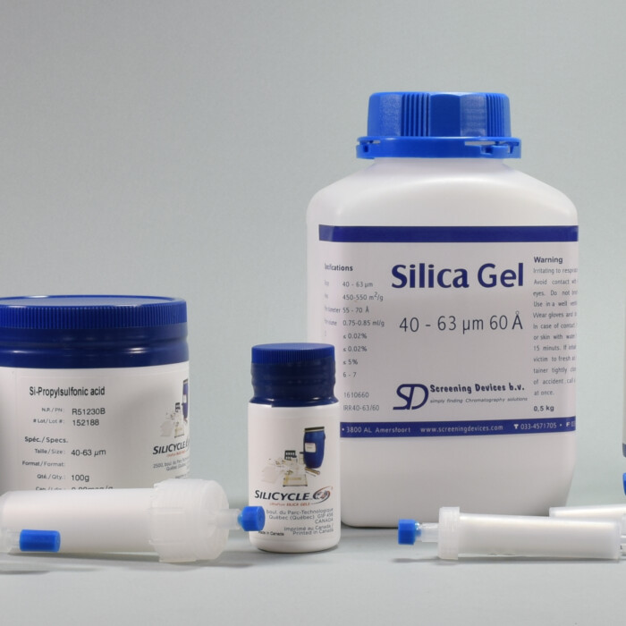 Productgroup Silica